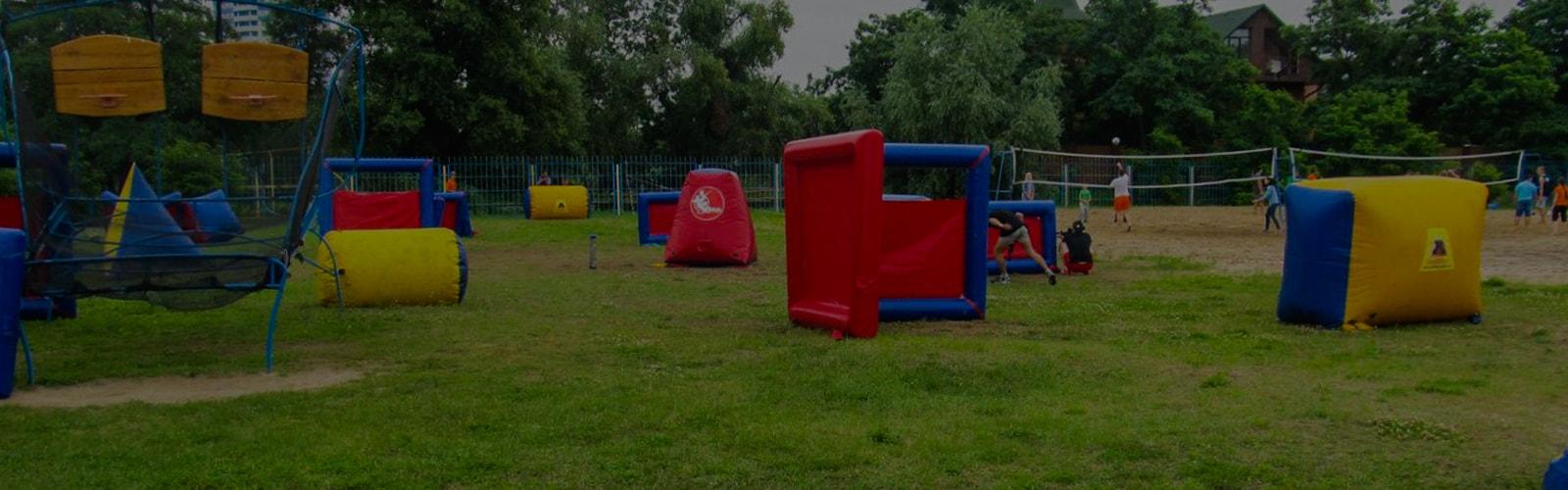 День молодежи с пейнтбольным клубом «Форпост»
