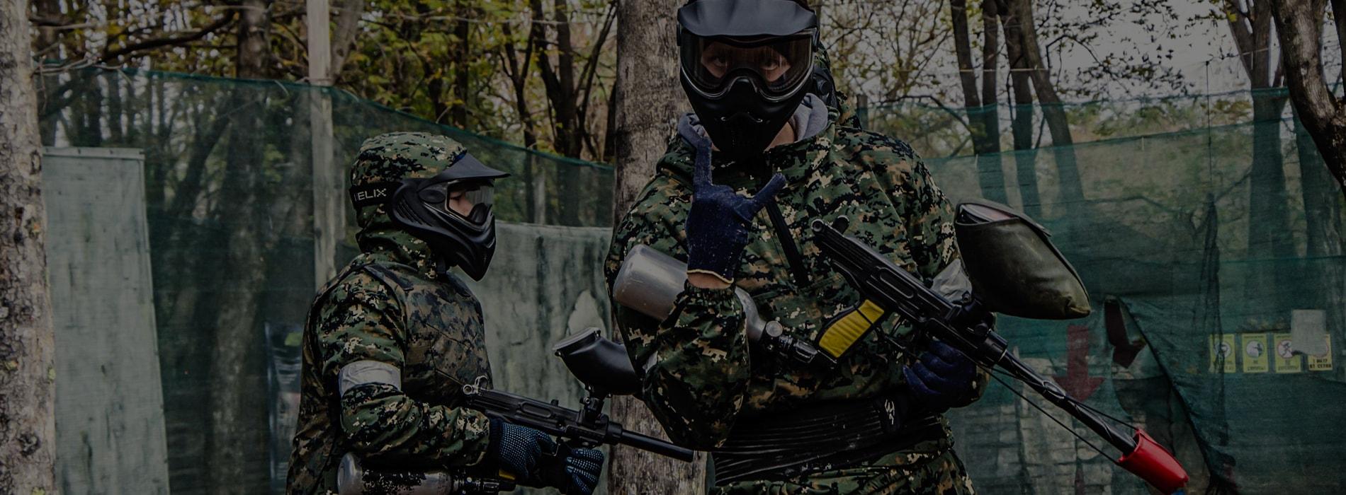 Пейнтбол в Харькове. Все что нужно знать
