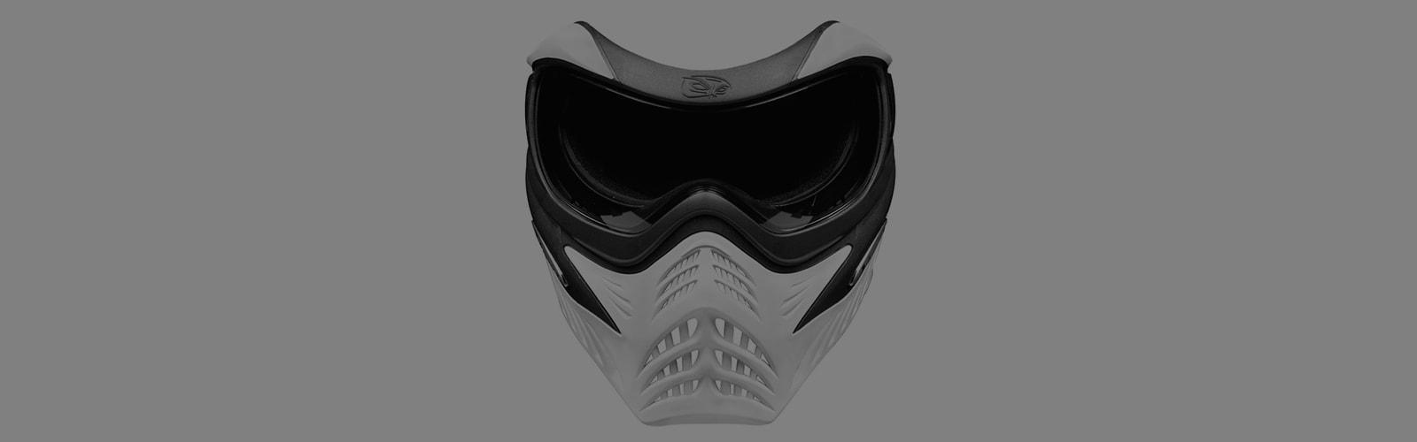 Выбор личной маски для пейнтбола