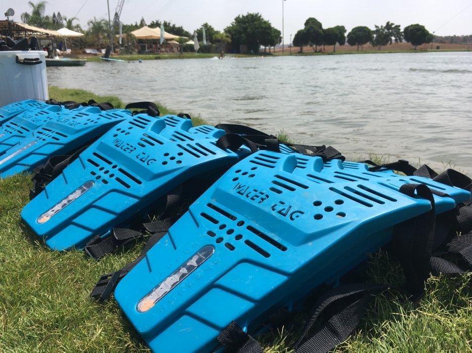 WaterTag — новое освежающее развлечение в парке Форпост!